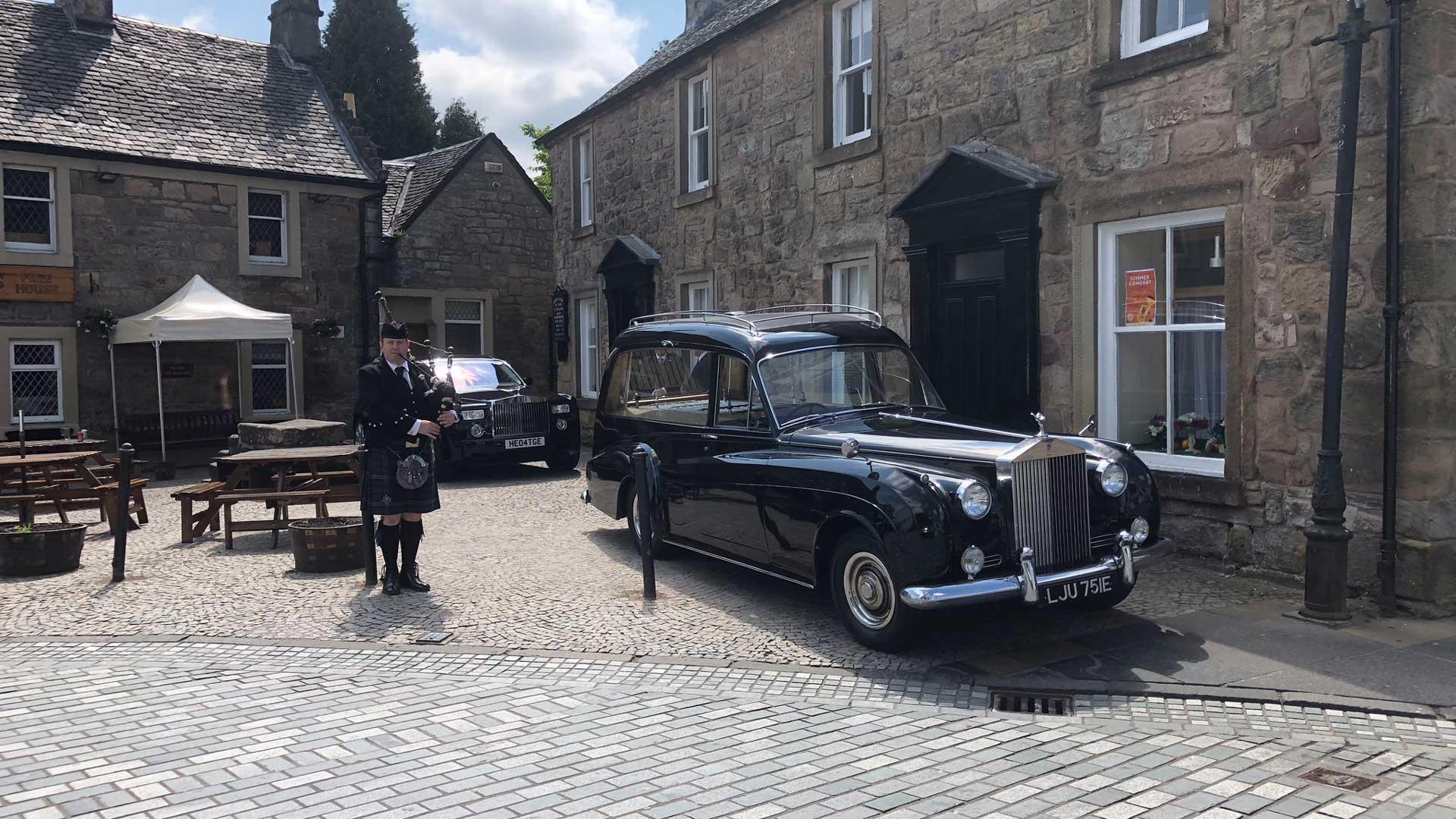 East Kilbride Funeral